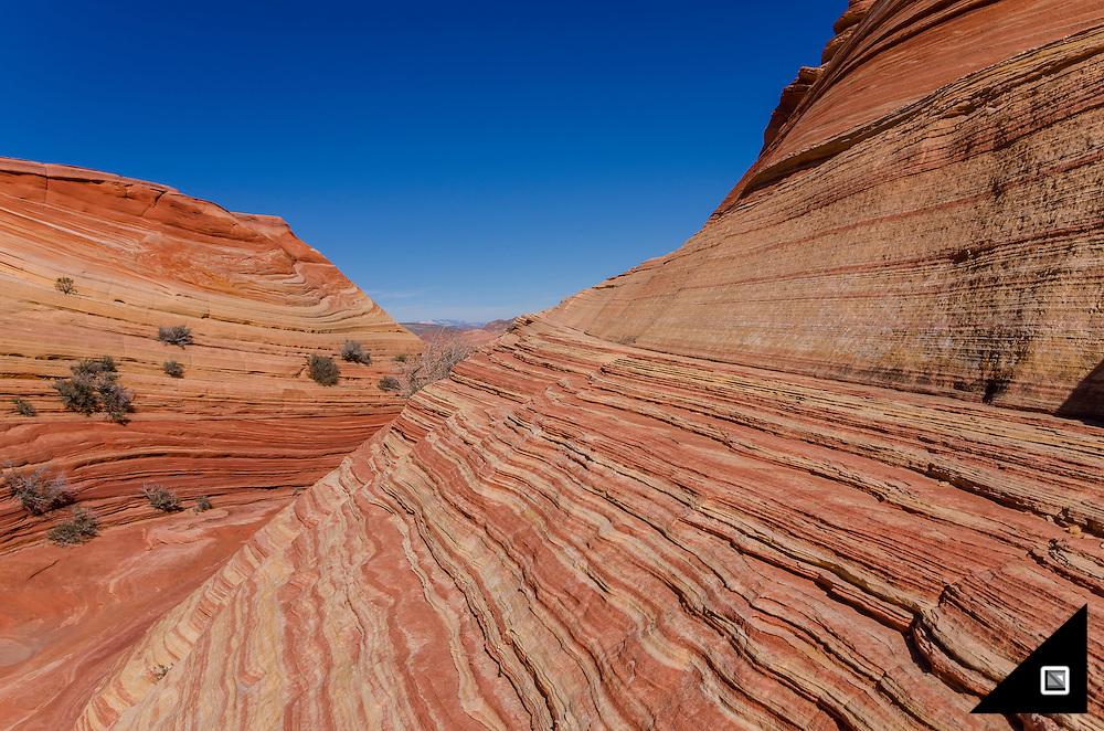 USA - Vermillon Cliffs