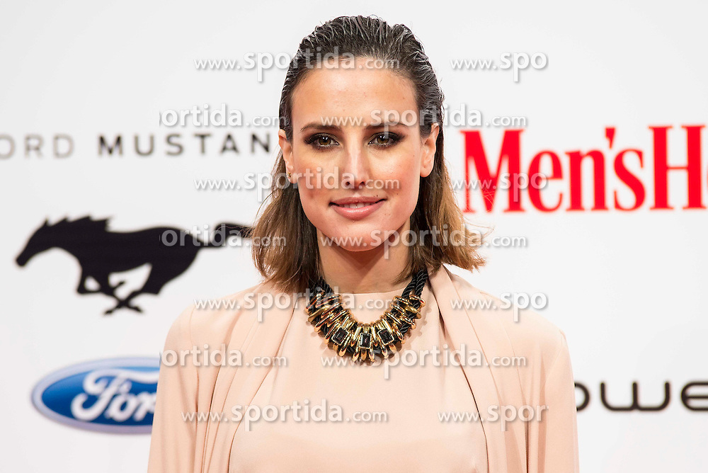 28.01.2016, Goya Theatre, Madrid, ESP, Men'sHealth Awards, im Bild Natalia de Molina attends // to the delivery of the Men'sHealth awards at Goya Theatre in Madrid, Spain on 2016/01/28. EXPA Pictures &copy; 2016, PhotoCredit: EXPA/ Alterphotos/ BorjaB.hojas<br /> <br /> *****ATTENTION - OUT of ESP, SUI*****