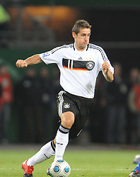 14.10.2009, HSH Nordbank Arena, Hamburg, GER, WM Qualifikation, Deutschland GER vs Finnland FIN , im Bild Miroslav Klose ( GER /  Bayern #11), EXPA Pictures © 2009 for Austria, Italy and United Kingdom only, Photographer EXPA / NPH / Kokenge