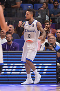 Daniel Hackett<br /> Nazionale Italiana Maschile Senior<br /> Eurobasket 2017 - Group Phase<br />  Italia Israele Italy Israel<br /> FIP 2017<br /> Tel Aviv, 31/08/2017<br /> Foto Ciamillo - Castoria/ M.Longo