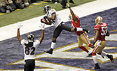 Super Bowl XLVII in New Orleans Ravens vs. 49ers