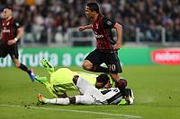 Torino - 10.03.2017 - Serie A 28a giornata  -  Juventus-Milan   - nella foto:  Carlos Bacca segna il gol dell ' 1 a 1
