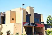 Back Bay Conference Center Front Entrance at Irvine Bowling Lanes