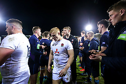 Arron Reed of England U20 - Mandatory by-line: Robbie Stephenson/JMP - 15/03/2019 - RUGBY - Franklin's Gardens - Northampton, England - England U20 v Scotland U20 - Six Nations U20