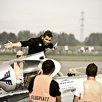 © MEDIArt | Andreas Uher; Flugtag Hohenems 2013, Hanns Arch