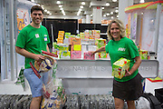 City Harvest Rescue at Fancy Food Show on June 28, 2016 in New York City. (Photo by Ben Hider)