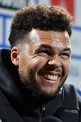 October 17, 2017 - Anvers, Belgique - ANTWERP, BELGIUM - OCTOBER 17 :   Jo-Wilfried Tsonga (Fra) pictured during a press conference on day 3 of the European Open on October 17, 2017 in Antwerp, Belgium, 17/10/2017 (Credit Image: © Panoramic via ZUMA Press)