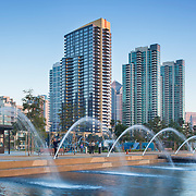 Hargreaves Associates, Schmidt Design Group, Davis Davis Architects, Waterfront Park, San Diego, California, County Administration Center, McCarthy Builder Companies, San Diego Architectural Photographer, Southern California Architectural Photographer