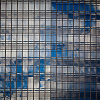 Jersey City Skyline Stock Images