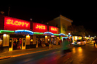 Sloppy Joe's Bar, Duval Street, Key West, Florida Keys, Florida USA