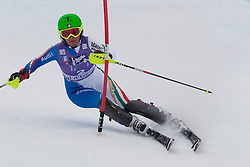 19.12.2010, Val D Isere, FRA, FIS World Cup Ski Alpin, Ladies, Super Combined, im Bild Daniela Merighetti (ITA) whilst competing in the Slalom section of the women's Super Combined race at the FIS Alpine skiing World Cup Val D'Isere France. EXPA Pictures © 2010, PhotoCredit: EXPA/ M. Gunn / SPORTIDA PHOTO AGENCY