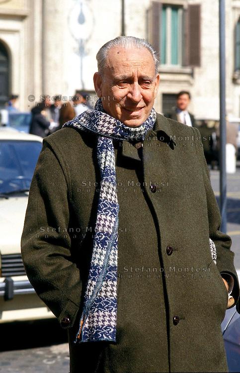 Giacomo Mancini (Cosenza, 21 aprile 1916 - 8 aprile 2002) è stato un politico italiano, esponente di primo piano del Partito Socialista Italiano e Ministro della Repubblica.