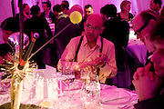 WAYNE HEMINGWAY, brit Insurance Design Awards 2009. Design Museum. London. 18 March 2009. *** Local Caption *** -DO NOT ARCHIVE-© Copyright Photograph by Dafydd Jones. 248 Clapham Rd. London SW9 0PZ. Tel 0207 820 0771. www.dafjones.com.<br /> WAYNE HEMINGWAY, brit Insurance Design Awards 2009. Design Museum. London. 18 March 2009.