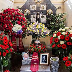 20160401: SLO, Events - Funeral of Mihael Butara/partizan Aleks