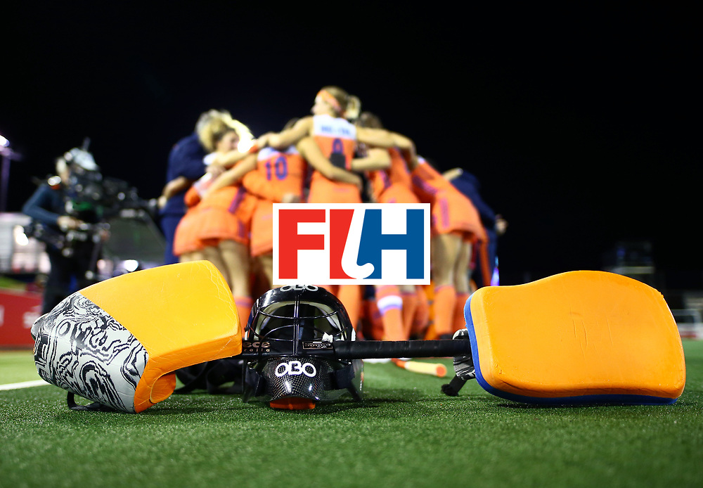 New Zealand, Auckland - 25/11/17  <br /> Sentinel Homes Women&rsquo;s Hockey World League Final<br /> Harbour Hockey Stadium<br /> Copyrigth: Worldsportpics, Rodrigo Jaramillo<br /> Match ID: 10318 - NED vs KOR<br /> Photo: