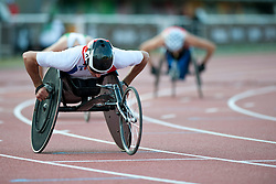 FAIRBANK Pierre, FRA, 400m, T53, 2013 IPC Athletics World Championships, Lyon, France