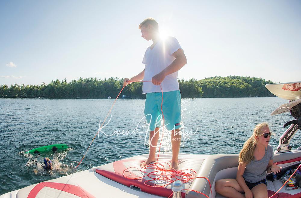 GSC Water Ski Extravaganza 2015.   ©2015 Karen Bobotas Photographer