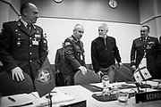 NATO Military Committee in Chiefs of Defence meeting at NATO headquarters 16-17 January 2018. Photo: Erik Luntang/NATO