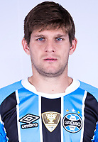 Brazilian Football League Serie A / <br /> ( Gremio Foot-Ball Porto Alegrense ) - <br /> Walter Kannemann
