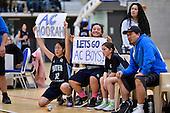 20150825 Basketball Junior Premier Final - Aotea College v Wellington Girls' College