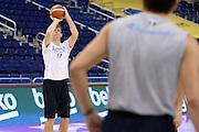 DESCRIZIONE: Berlino EuroBasket 2015 - Allenamento<br /> GIOCATORE:Nicolo Melli<br /> CATEGORIA: Allenamento<br /> SQUADRA: Italia Italy<br /> EVENTO:  EuroBasket 2015 <br /> GARA: Berlino EuroBasket 2015 - Allenamento<br /> DATA: 08-09-2015<br /> SPORT: Pallacanestro<br /> AUTORE: Agenzia Ciamillo-Castoria/I.Mancini<br /> GALLERIA: FIP Nazionali 2015<br /> FOTONOTIZIA: Berlino EuroBasket 2015 - Allenamento
