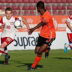 20120510: SLO, Football - UEFA European Under-17 Championship Slovenia 2012, Netherlands vs Poland