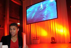 13-12-2010 ALGEMEEN: TOPSPORT GALA AMSTERDAM: AMSTERDAM<br /> In de Westergasfabriek werd het gala van de beste sportman, -vrouw, coach en ploeg gekozen / Jeffrey Wammes<br />  2010©2010-WWW.FOTOHOOGENDOORN.NL
