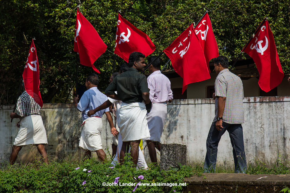 Politics in Kerala has been dominated by two political fronts: the Communist party (LDF) and the Indian National Congress (UDF) since the seventies. The two parties have alternated power since then. Most of the major political parties in Kerala belong to one of these alliances, shifting allegiances whenever politically necessary or expedient.