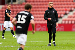 Bristol City assistant Head Coach Dean Holden during a friendly match before the Premier League and Championship resume after the Covid-19 mid-season disruption - Rogan/JMP - 12/06/2020 - FOOTBALL - St Mary's Stadium, England - Southampton v Bristol City - Friendly.