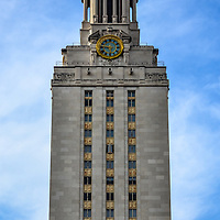 University of Texas Tower, in Austin, TX