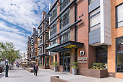 Lifestyle image at Allegro Apartments in Washington DC by Jeffrey Sauers of Commercial Photographics, Architectural Photo Artistry in Washington DC, Virginia to Florida and PA to New England