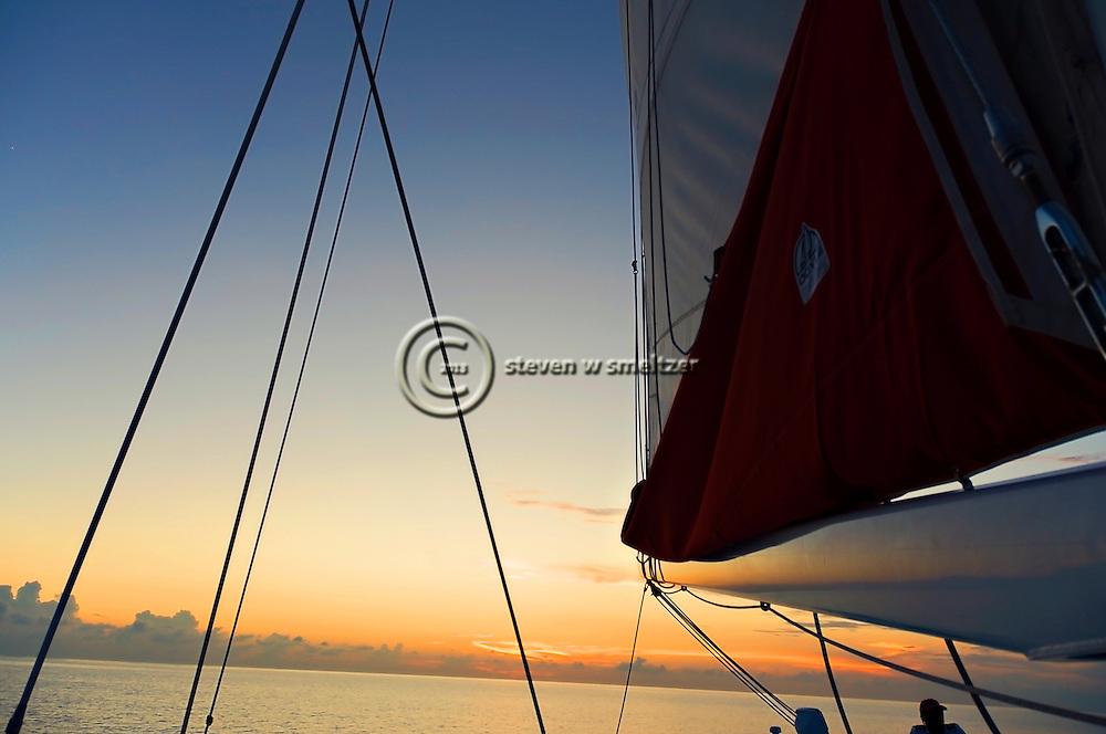 Sunset Cruise, Seven Mile Beach, Grand Cayman