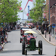 BATH -- 5/25/15 - The Memorial Day Parade in Bath took place as a result of an anonymous donor who gave $5,000 and the American Legion who donated $3,000 to pay for the parade in Bath. The Elks Club supported the parade in prior years but were unable to do so this year, leaving organizers without a funding source close to the parade date.  <br /> Photo ©2015 by Roger S. Duncan / For the Forecaster.