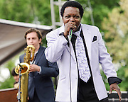 Photos of Lee Fields & the Expressions performing live at The Great GoogaMooga Festival at Prospect Park in Brooklyn, NY. May 18, 2013. Copyright © 2013 Matthew Eisman. All Rights Reserved