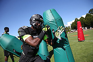 Jalyn Holmes at The Opening on July 3, 2013 at the Nike World Headquarters  in Portland, Oregon.