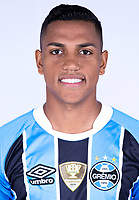 Brazilian Football League Serie A / <br /> ( Gremio Foot-Ball Porto Alegrense ) - <br /> Pedro Rocha Neves