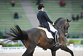 WEG - Dressage Grand prix Team