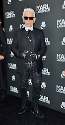 Karl Lagerfeld. <br /> Karl Lagerfeld attends the Karl Lagerfeld store opening in Munich, Germany, Wednesday, 4th September 2013. Picture by Schneider- Press / i-Images<br /> <br /> UK & USA ONLY