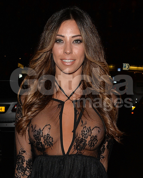 Pascal Craymer attends the Dreamboys 2016 calendar launch at London's Hippodrome Casino. UK. 03/11/2015<br />