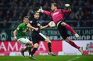 Fussball Bundesliga 2012/13: Bremen - Freiburg