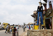 Rwanda, Kigali Local market