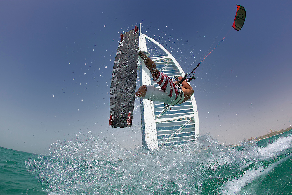 William Lee owning the Burj Al Arab