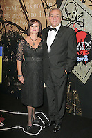 John Bowe, Specsavers Crime Thriller Awards, Grosvenor House Hotel, London UK, 24 October 2014, Photo by Richard Goldschmidt