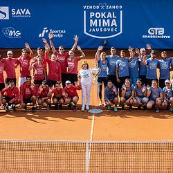 20200608: SLO, Tennis - Mima Jausovec Cup 2020, East vs West
