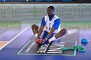 DESCRIZIONE : Cantu, Lega A 2015-16 Acqua Vitasnella Cantu' Enel Brindisi<br /> GIOCATORE : Durand Scott<br /> CATEGORIA : Riscaldamento<br /> SQUADRA : Enel Brindisi<br /> EVENTO : Campionato Lega A 2015-2016<br /> GARA : Acqua Vitasnella Cantu' Enel Brindisi<br /> DATA : 31/10/2015<br /> SPORT : Pallacanestro <br /> AUTORE : Agenzia Ciamillo-Castoria/I.Mancini<br /> Galleria : Lega Basket A 2015-2016  <br /> Fotonotizia : Cantu'  Lega A 2015-16 Acqua Vitasnella Cantu'  Enel Brindisi<br /> Predefinita :