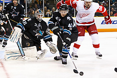 20110303 - Detroit Red Wings at San Jose Sharks (NHL Hockey)
