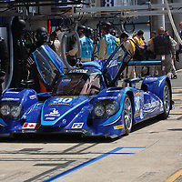 #30 Lola B 12/80-Judd, HVM-Status GP, drivers Burgess, Hirschl, Mowlem, Le Mans 24H 2013