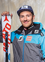 08.10.2016, Olympia Eisstadion, Innsbruck, AUT, OeSV Einkleidung Winterkollektion, Portraits 2016, im Bild Manuel Traninger, Ski Alpin, Herren // during the Outfitting of the Ski Austria Winter Collection and official Portrait Photoshooting at the Olympia Eisstadion in Innsbruck, Austria on 2016/10/08. EXPA Pictures © 2016, PhotoCredit: EXPA/ JFK