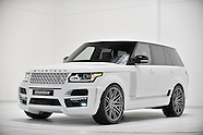 STARTECH - Widebody for Range Rover