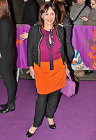 LONDON - January 08: Arlene Phillips at the Kooza Cirque Du Soleil - VIP Night (Photo by Brett D. Cove)